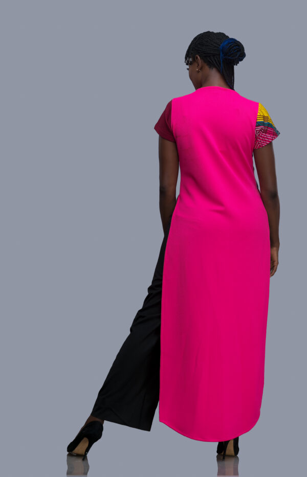 pink-long-jalabiya-dress-african-print-with-pockets