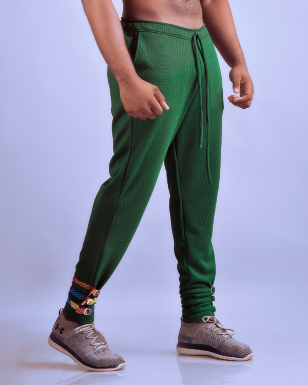 Wear-Ghana-African-Made-Army-Green-Pants-Trousers