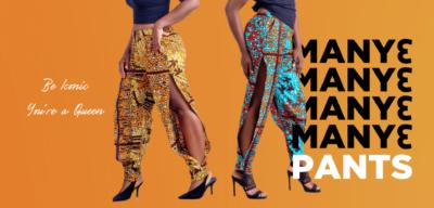wear ghana african made pants